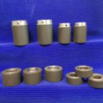 Polyurethane rollers